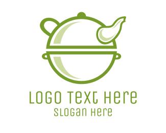 Cook - Antique Kitchen logo design