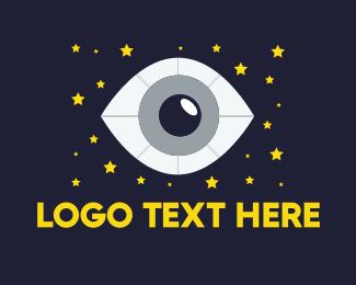 Dream - Night View logo design