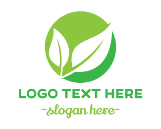 Organic Food - Minimalist & Organic logo design