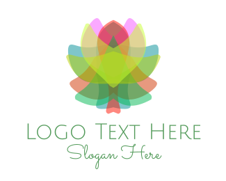 Gradient - Gradient Angel logo design