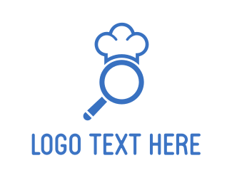 Search - Cook Finder logo design