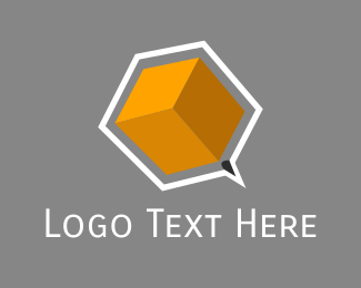 Honey - Bee Box logo design
