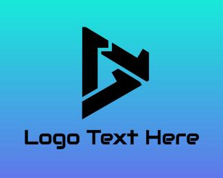 Download - Triangle Number 1 logo design