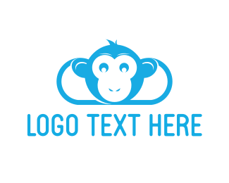 Monkey Cloud Logo