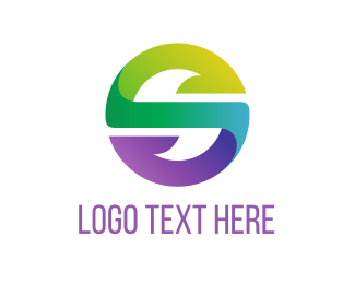 Business - Abstract Letter S logo design