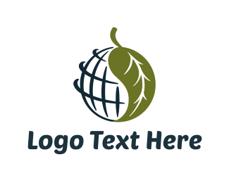 Earth - Earth Nature logo design