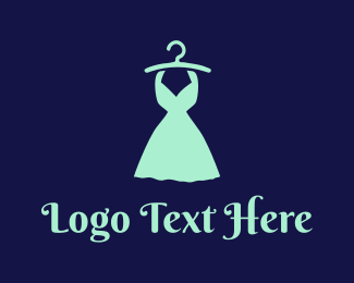 Dress - Mint Dress logo design