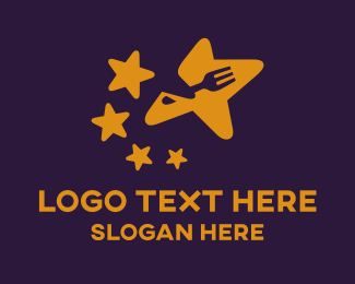 Review - Five Star Food logo design