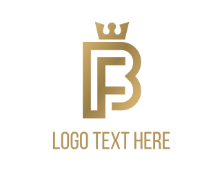 Expensive - Queen & Letters logo design