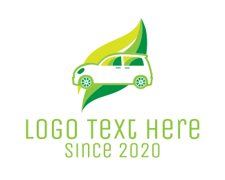 Car Wash - Eco Car logo design