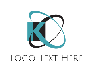 Communication - Letter K logo design