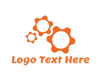 Orange Gear Logo