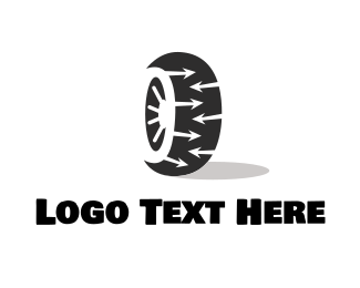Drive - Inside Trye logo design