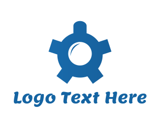 Engineer - Turtle Cog logo design
