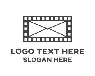 Mail - Mail Movie logo design
