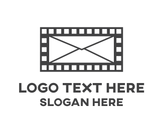Tape - Mail Movie logo design