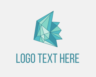 Jewelery - Aqua Crystal logo design