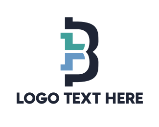 Banking - Abstract Currency B logo design