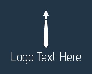 Tie - Arrow Tie logo design