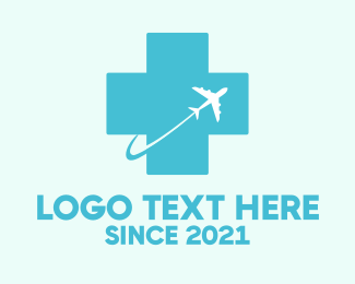 Rescue - Medical Travel logo design