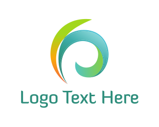 Grass - Colorful Feathers logo design