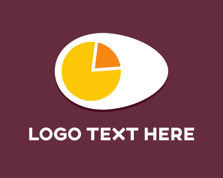 Stock - Egg Chart logo design