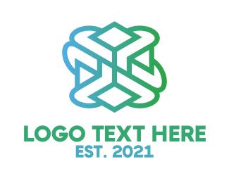 Gradient - Gradient Pattern logo design