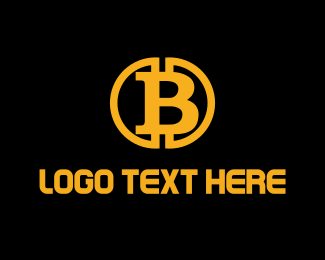 """""""Gold Bitcoin B"""" by SimplePixelSL"""