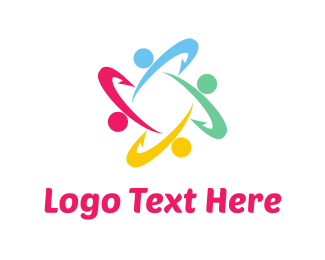Membership - Colorful Group logo design