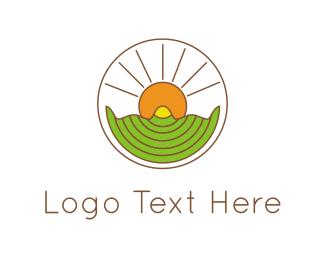 Sunshine - Sunshine Circle logo design