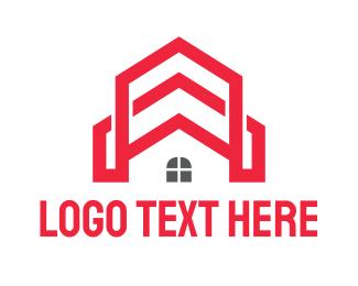 Home - Red Church House logo design