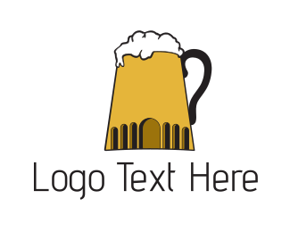 Brewery - Beer House logo design