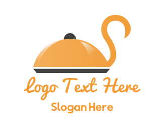 Catering - Swan Food logo design