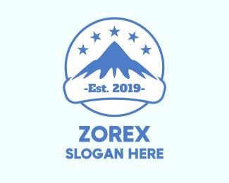 Cool - Top Cool Peak logo design