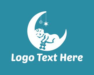 Newborn - Baby Dream logo design