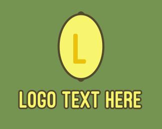 Lemon - Yellow Lemon logo design
