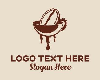 Bean Melt logo design