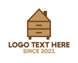 Furniture - Home Furniture logo design