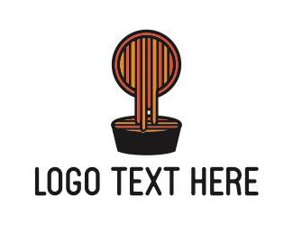 Pasta - Pasta Dish logo design