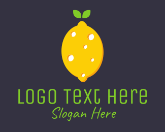 Citric - Lemon Tree logo design