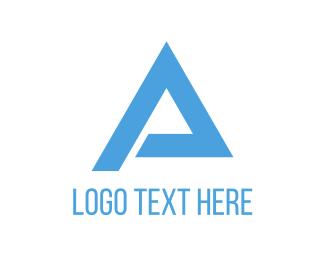 """Arrow Letter A"" by vectorizm"