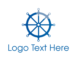 Marine Corp - Wheel Technology logo design