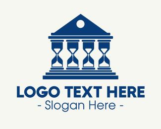 Court - Hour House logo design