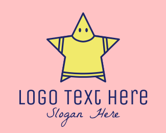Shirt - Fashion Star logo design