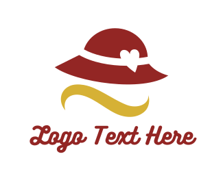 Outfit - Red Hat logo design