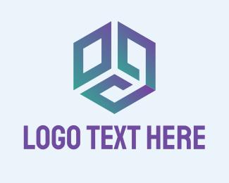 Purple Cube Logo