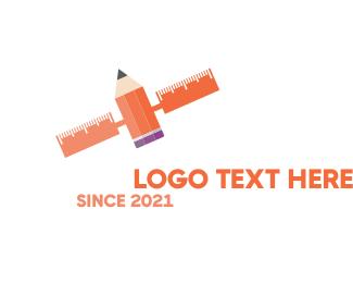 Publish - Satellite Art logo design