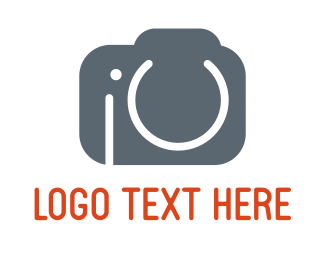 Photo Booth - Photo Elephant logo design