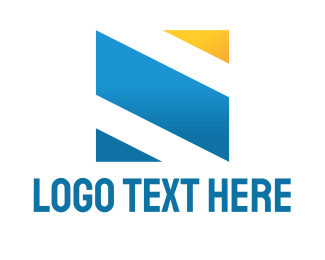 Business Consultant - Abstract Square logo design