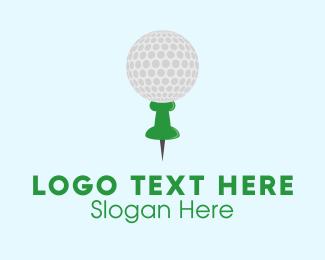 Golf - Golf Tack logo design